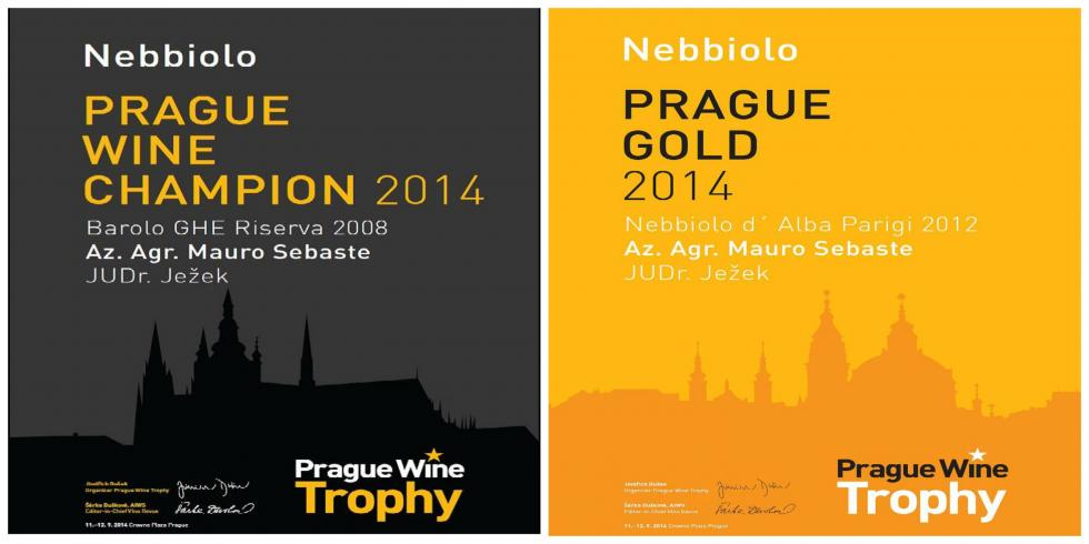 PRAGUE WINE TROPHY 2014