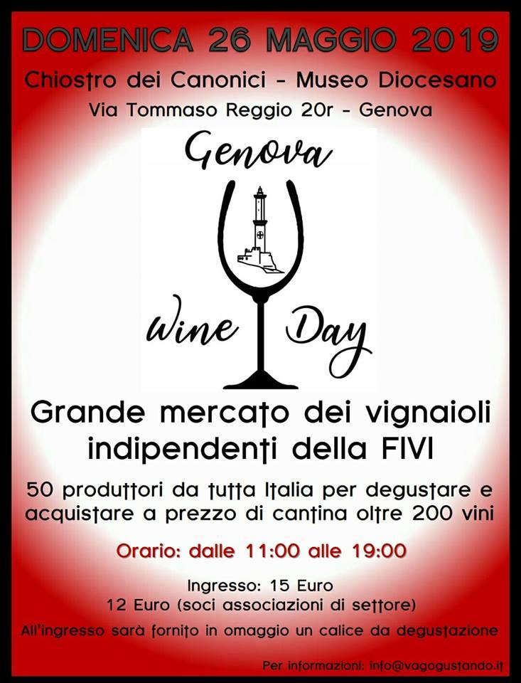 Genova WINE DAY
